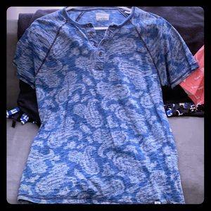Lucky paisley shirt